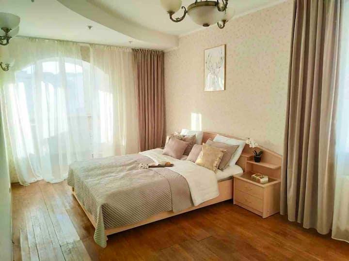 Уютная квартира в центре Самары