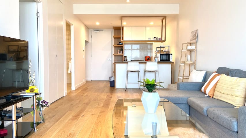Elegant Lifestyle 2BR Modern Apartment