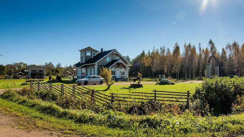 TowerHouse in Pyhäjoki - Pyhäjoki - Rumah