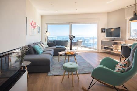 Opatija Sky View Apartment - unique 270° panorama