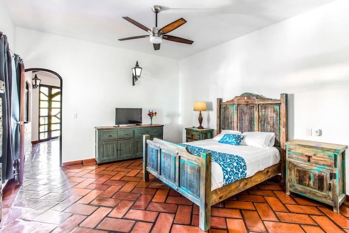 """Habitación """"Las Palmas"""" - Casa Caroline Bella"""