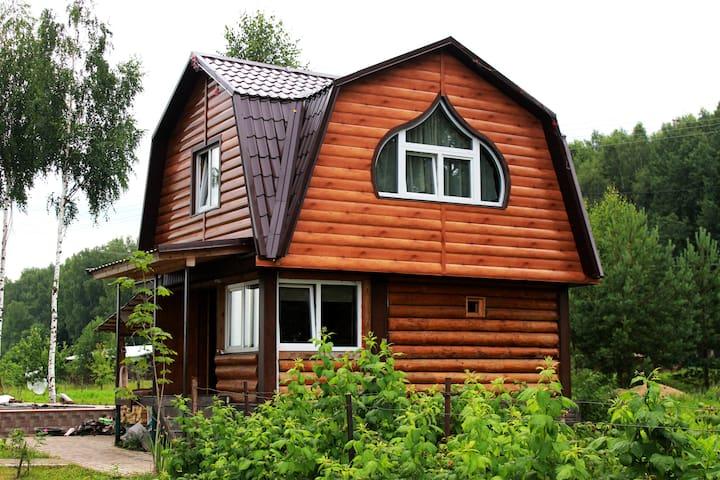 Дом на Хуторе Семёновском (Смоленская обл)