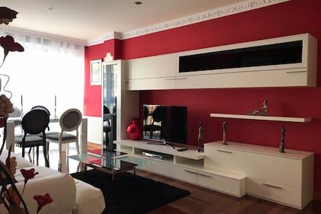 Apartamento acogedor a 5 minutos de Santander