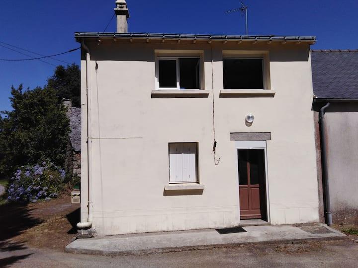 petite maison en campagne