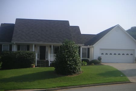 Ranch Home close to LakePoint, I-75, Cartersville - Картерсвилл - Дом