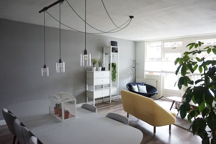 Positive vibe apartment in Rotterdam City Center