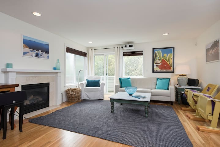 Charming Townhome on Burke Trail