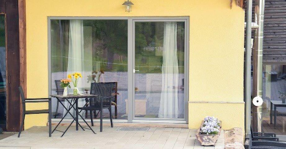 Ferienwohnung Ferienhaus Haus - Wüstenrot - Loft