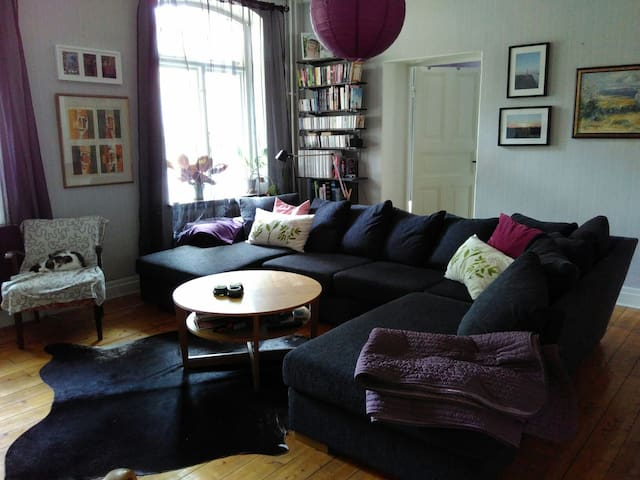Room in lovely appartment - Kalmar