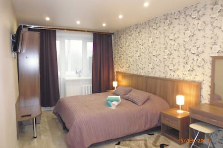 Pechory Apartment (Prudovaya 2 rooms)