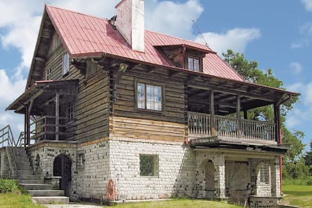 Holiday cottage with 3 bedrooms on 150m² in Mrozy Wielkie