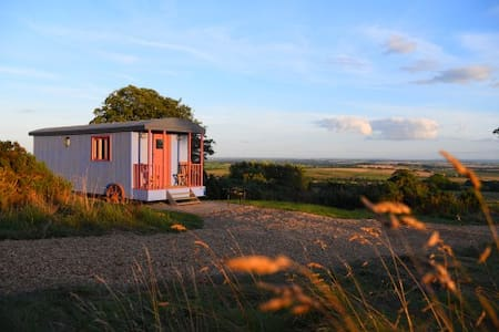 Uber Glamping in Northumberland - Longhorsley
