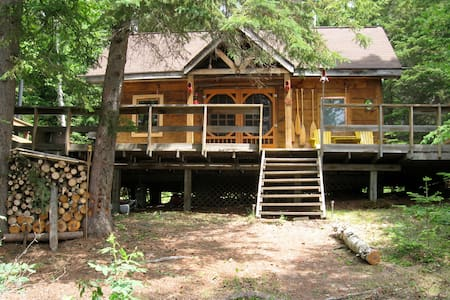 Howard Lake off grid Cabin in Northern Ontario
