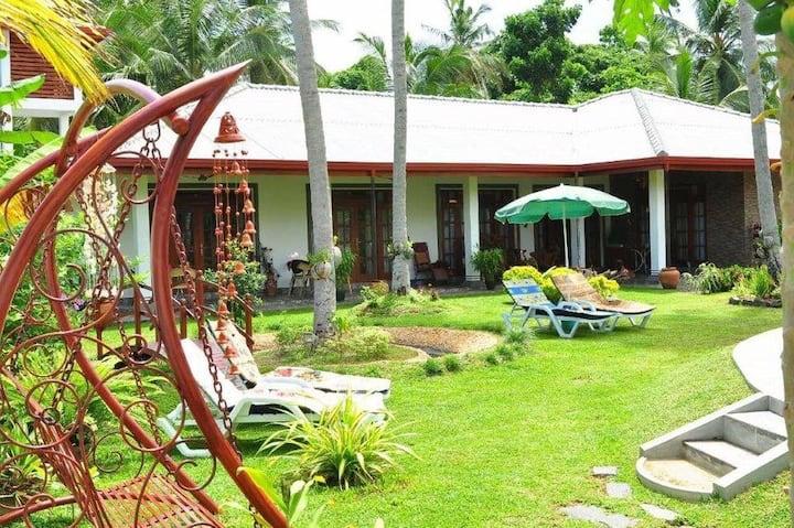 Apartmán v okouzlující zahradě