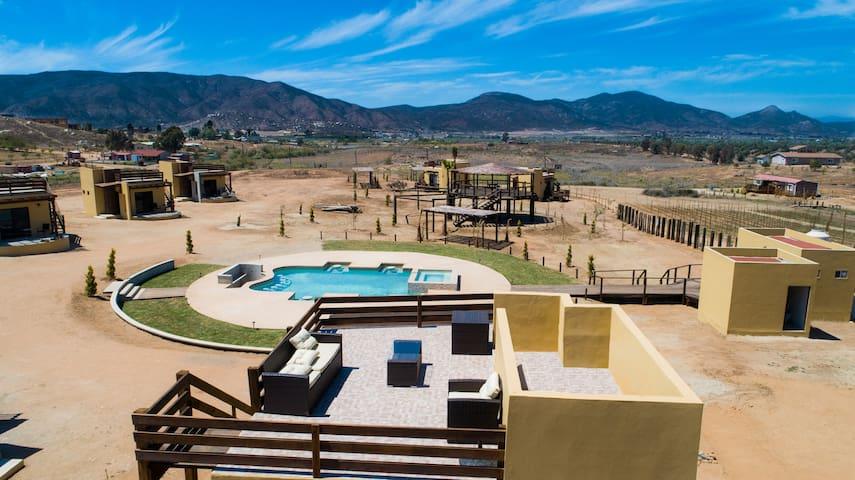 Suite Luna 5 Ruta del Vino Valle de Guadalupe
