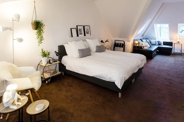 NIEUW! Sfeervol Appartement Centrum van Den Bosch