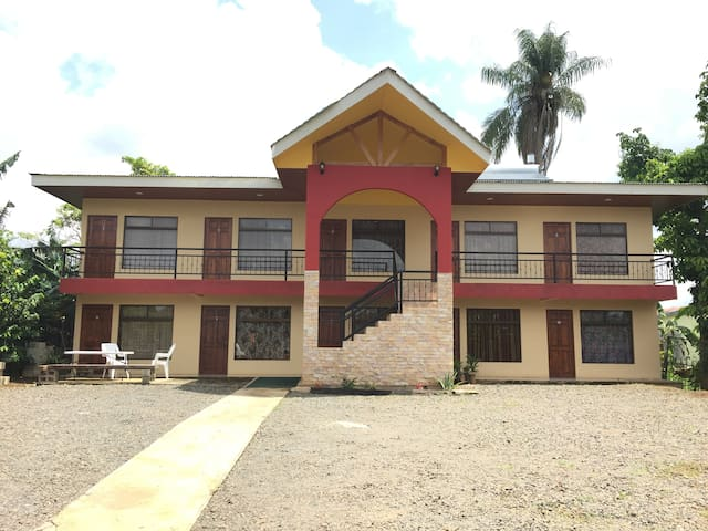 Los Chiles Hotel and Info Center