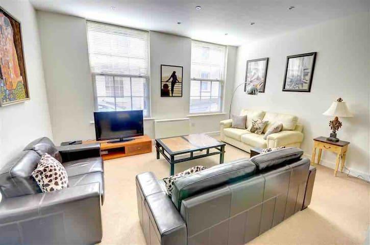 Seagull - Luxury Ground Floor Apartment
