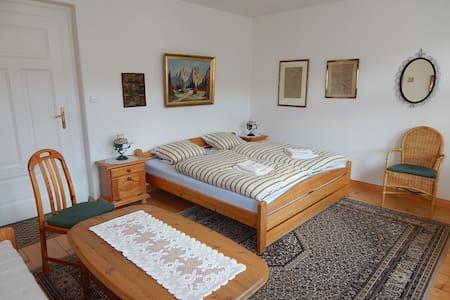 Villa Siesta - 4-luzkovy pokoj - Horní Maršov