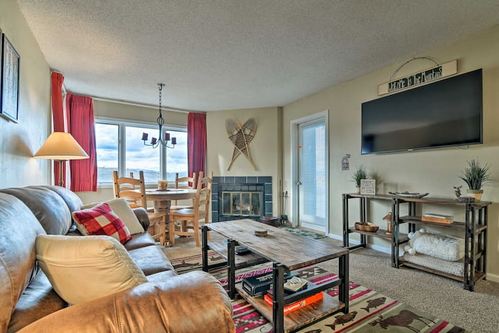 NEW-Granby Condo w/Shared Amenities by Ski Resorts