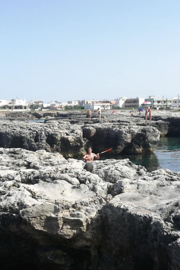 Piscines naturelles de San Roca