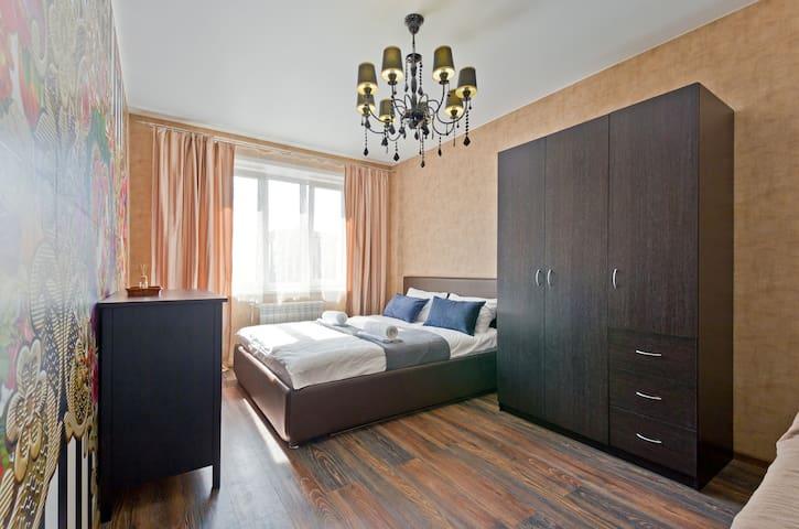 Квартира LUXE в центре Новосибирска
