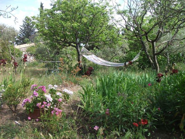 La nature et le  calme absolu en Provence - La Verdière - House