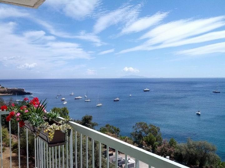 Appartement Terrasse vue panoramique Mer