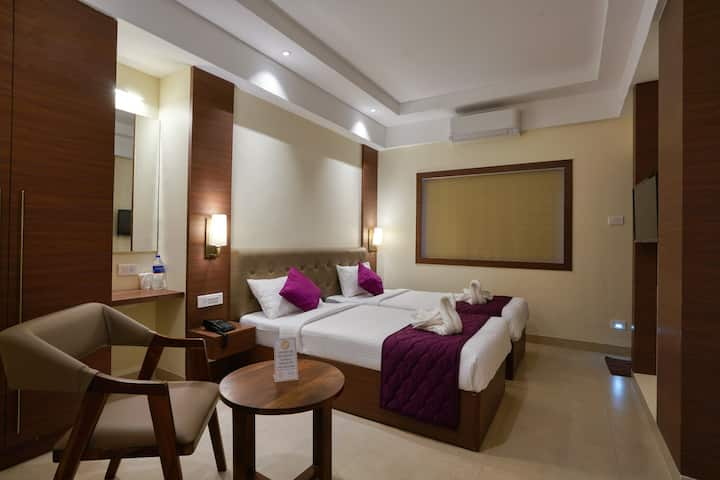 Luxury Hotel- Srirangam- Inaugural Offer Low Price