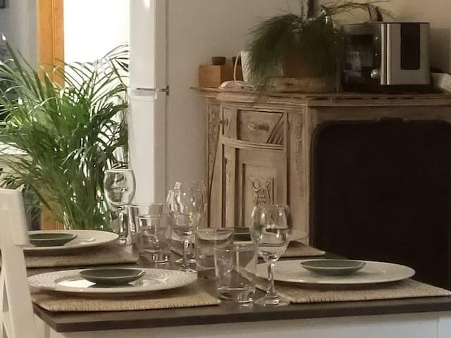 Casa francesca romantisch verblijf te Altea/Albir