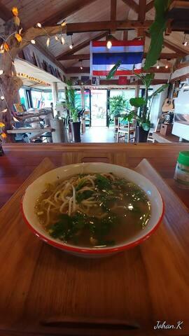 태국음식을 저렴한 가격에 만날 수 있습니다.