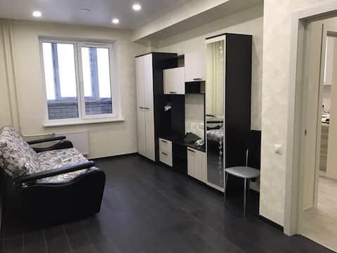 Новая Однокомнатная квартира в стиле Модерн