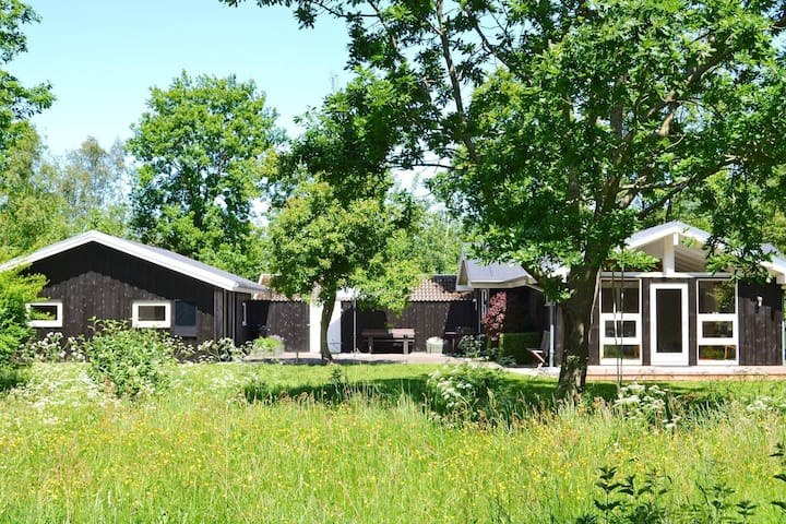 Gorgeous Holiday Home in Bindslev with Terrace