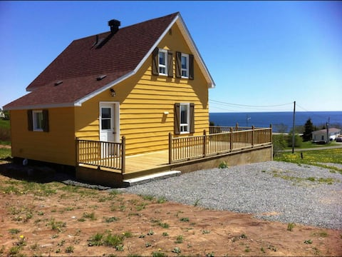 Maison Bellevue (Spa, vue sur la mer, etc.)