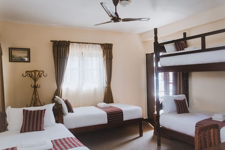 Most hospitable stay in Patan, $ 40 (4 Pax)