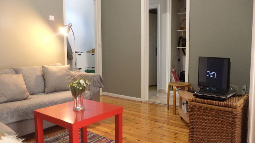 Great NEW Spacius Central Apt - WiFi,up to 5guests - Thessaloniki - Wohnung