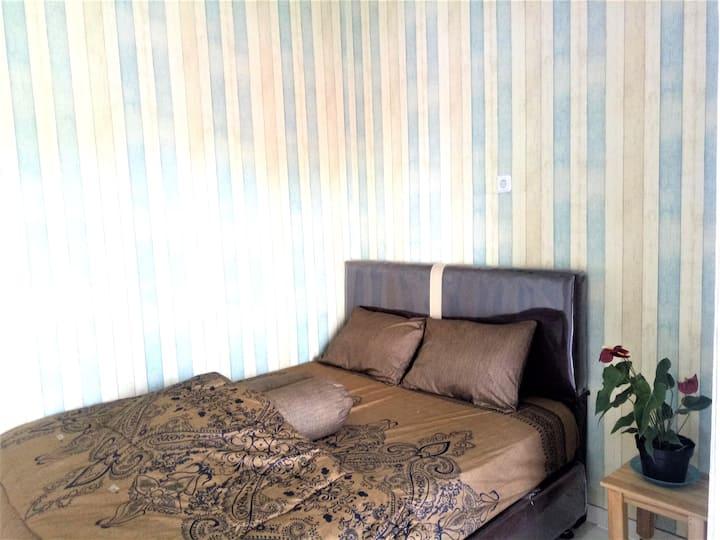 Rustic Vintage Room at Rumah Sakok