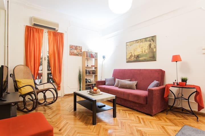 Lida's cozy flat
