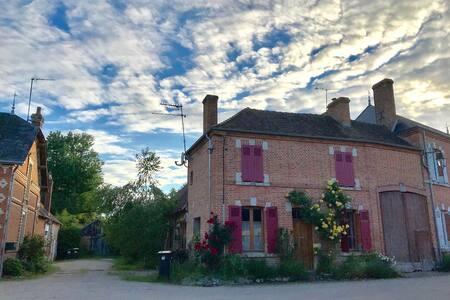 Un cottage en Sologne, proche Lamotte-Beuvron