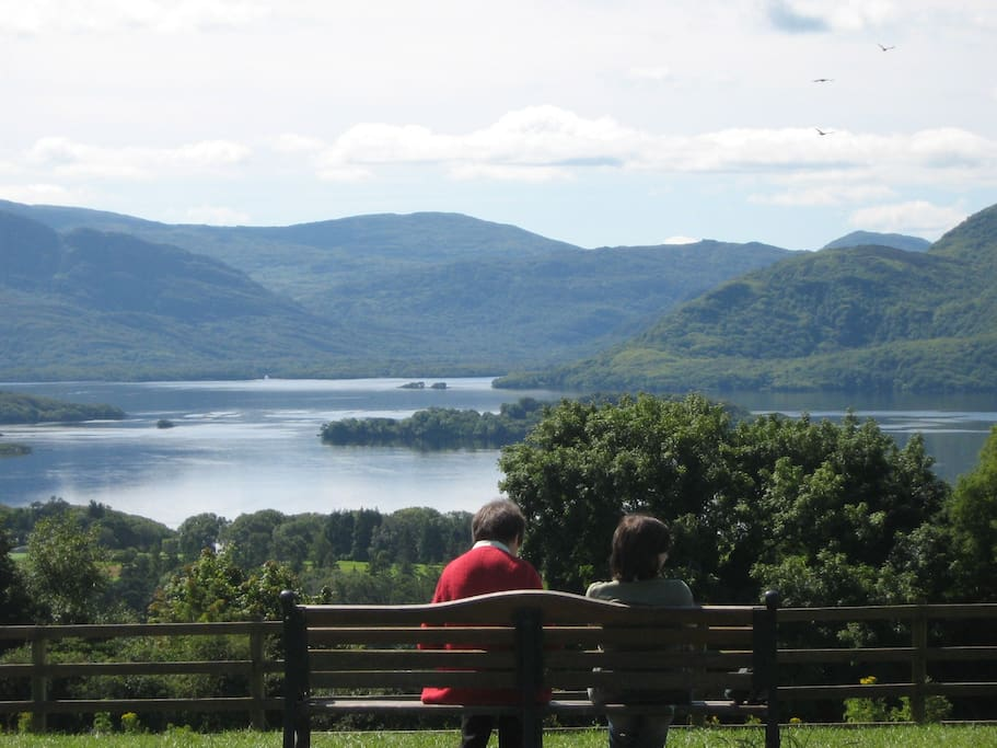 Aghadoe Viewing Point