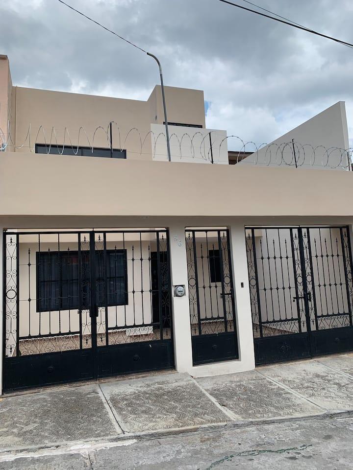 Casa nueva a 15 min del centro histórico deMorelia