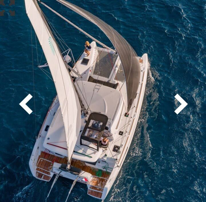 Journee en Mer Martinique avec Skipper et hôtesse
