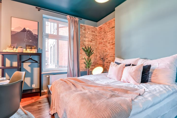 Beautiful Boutique Apartment Old Square Poznan