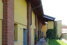 Appartamento con terrazzo vicino Aeroporto Linate