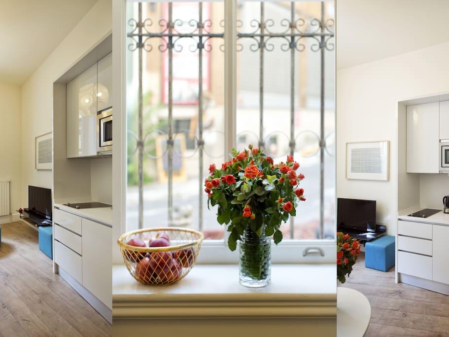 designed apartment