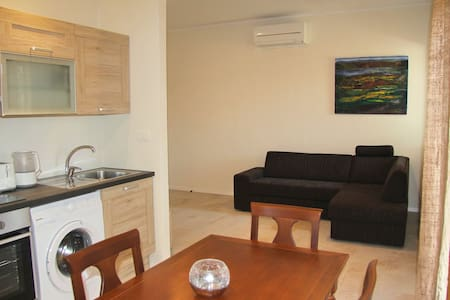 Apartment for 2 - 3 Guests close to the Soča River