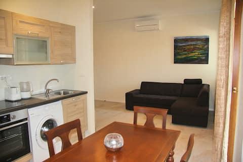 Apartamento para 2 - 3 personas cerca del río Soča