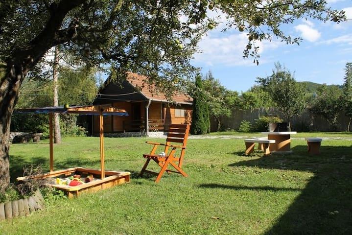 Szilvásvárad Camping - Apartmanház - Szilvásvárad - Haus