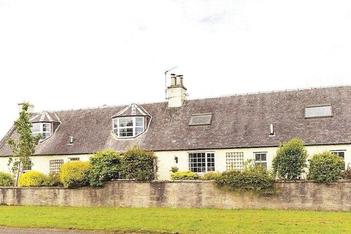 The Auld Farmhouse, Kewnston,  Minishant, by Ayr.