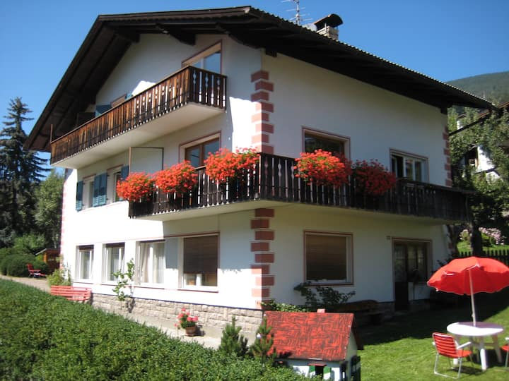 Panoramic Aparment for 4-7 persons